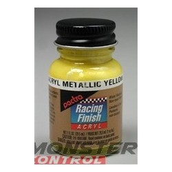 Pactra Acrylic 1 oz. Metallic Yellow