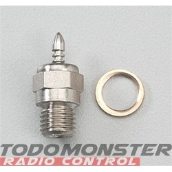 Traxxas Glow Plug. Standard (long-HOT)