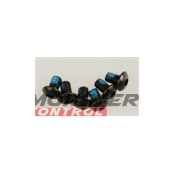 Traxxas Button Head Machine Screw 4X6MM (6) Revo