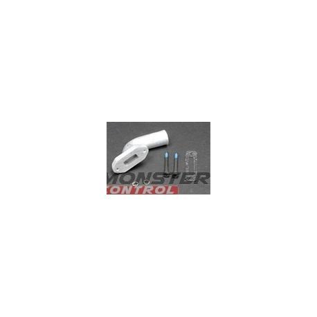 Traxxas Exhaust Header Nitro Set W/ Gasket