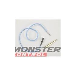 Traxxas Lead Wire Glow Plug Blue Revo