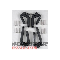 Traxxas Bumper Mounts Front & Rear T-Maxx
