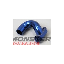 Traxxas Exhaust Header Blue T-Maxx