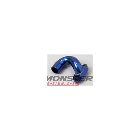 Traxxas Exhaust Header Blue T-Maxx