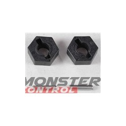 Traxxas Hex Wheel Hubs/Pins T-Maxx (2)