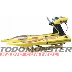 AquaCraft Air Force Airboat w/.46
