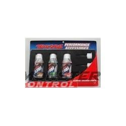 Traxxas Differential Oil Kit Revo 10 30 & 50K WT
