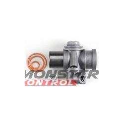 Traxxas Carburetor Body/Plug/O-Ring TRX 2.5