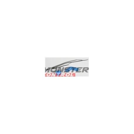 Traxxas Pipe Coupler Blue/Exhaust Deflector/Ties Revo