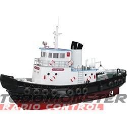 AquaCraft Atlantic Harbor Tug Boat RTR