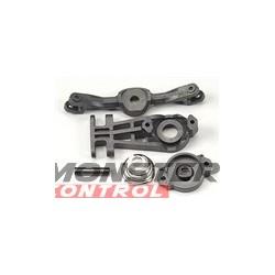 Traxxas Upper & Lower Steering Arm Revo