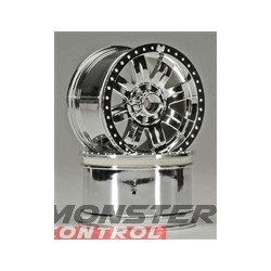 HPI Ringz Wheel Shiny Chrome 83X56MM (2)