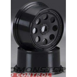 HPI Racing Outlaw Wheel Black 120x65mm/-10mm Baja 5T (2 )