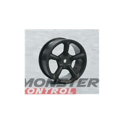 HPI Type R5 Wheel Black 24MM (2)