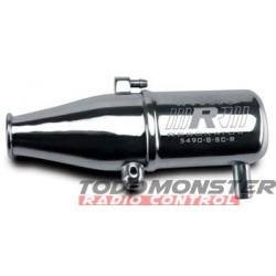 Traxxas Resonator Aluminum Tuned Pipe Revo