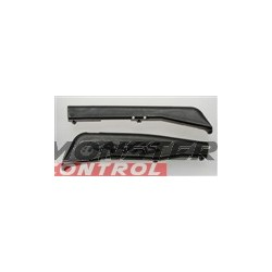 Traxxas Left & Right Differemtial Dirt Guards for the Jato