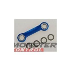 Traxxas Aluminum Drag Link W/Bearing Jato (2)