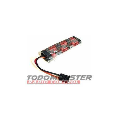 Trinity EP4600 6C Zapped Stick Pack Traxxas
