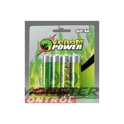 Venom Power AA Alkaline Battery (4)