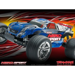 Traxxas Nitro Sport Pro.15 Engine