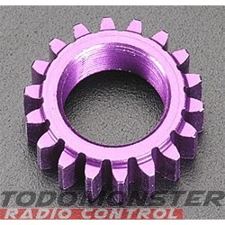 HPI Threaded Pinion Gear 18Tx12MM 2-Speed Nitro 3