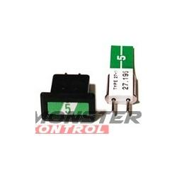 HPI A5 Crystal Set Green
