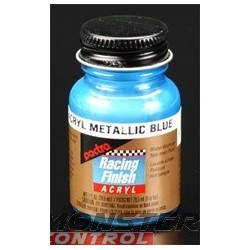 Pactra Acrylic 1 oz. Metallic Blue