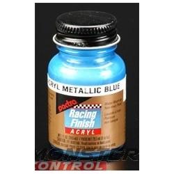 Pactra Acrylic 1 oz. Metallic Blue