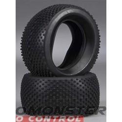 DuraTrax Tire w/Foam Inserts RTX27 Raze ST (2)