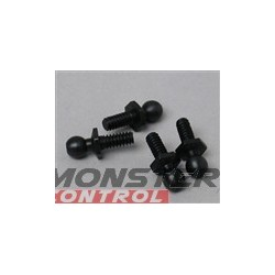 HPI 4-40 Ball End Black