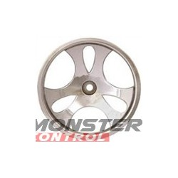 Imex 2.8 Romulin Chrome Silver Wheel Jato Front