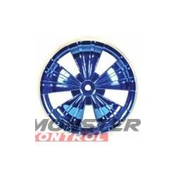 Imex 38 Series Geko Wheel Chrome Blue (2)