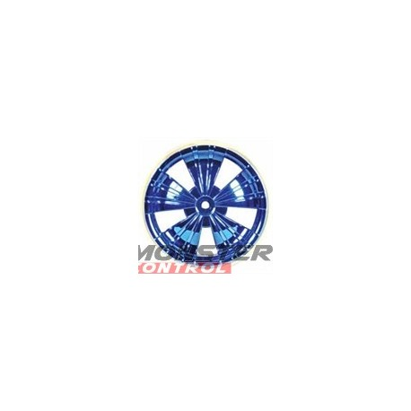 Imex 38 Series Geko Wheel Chrome Blue (2)
