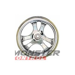 Imex 44 Series Romulin Chrome Silver Rims (2)