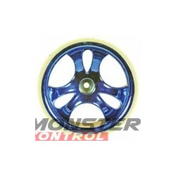 Imex 44 Series Romulin Chrome Blue Rims (2)
