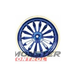Imex 44 Series Lizzard Chrome Blue Rims (2)