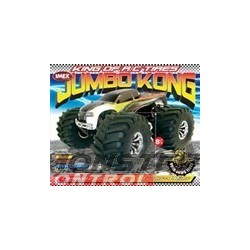 Imex Jumbo Kong Set W/ Sayville Rims
