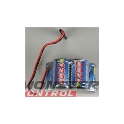 Integy Intellect 5-Cell 6V 1200mAh NiMH Receiver Pack