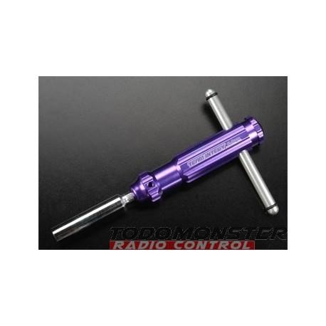 Integy Team Wrench Hex Socket 8MM (Glow Plug)