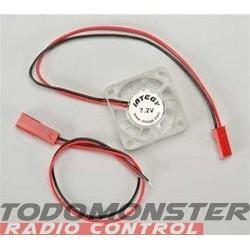 Integy 7.2V High Speed Cooling Fan 30x30x7.5mm