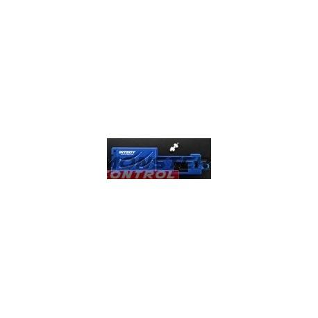 Integy Alloy Receiver Box Cover Revo Blue
