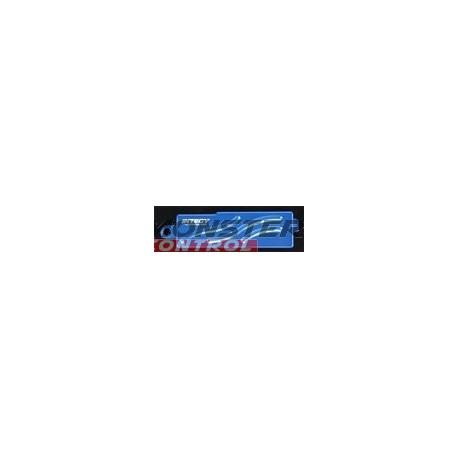 Integy Alloy Battery Box Cover Revo Blue