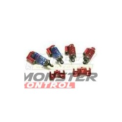 Integy Msr6 Piggyback Shock Red Revo (4)