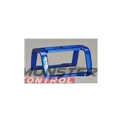 Integy Alloy Lower Transmission Guard Blue Revo