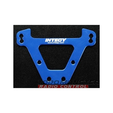 Integy Lightweight R Bulkhead Tie Bar Blue Revo