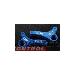 Integy Revo Rear Rocker Arms 90T Pro1 Blue Alloy