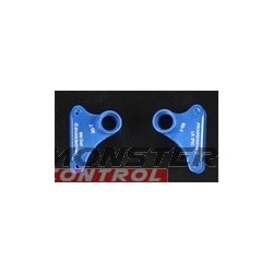 Integy Alloy Pro2 Front L/R Rocker Arm Blue Revo