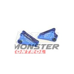 Integy Alloy 90T Pro3 Front Rocker Arms Revo Blue