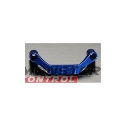 Integy Alloy Steering Arm Pin Mount Revo Blue