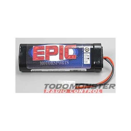 Epic 6-Cell 1500mAh NiCd